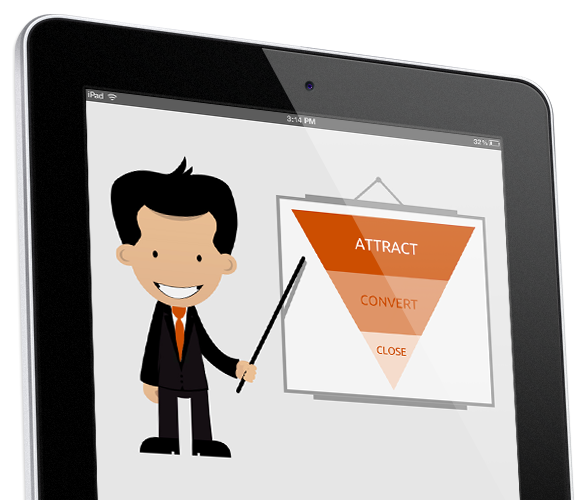 Inbound Marketing Attract
