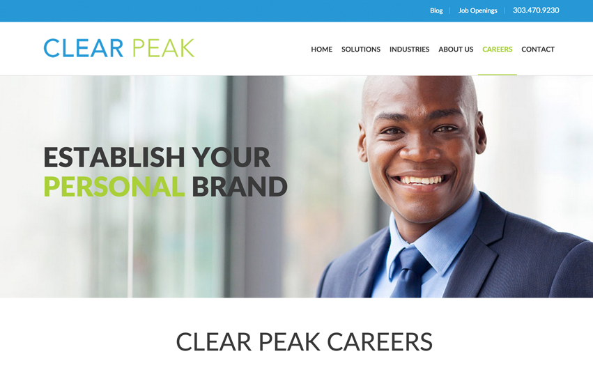 Clear Peak Careers