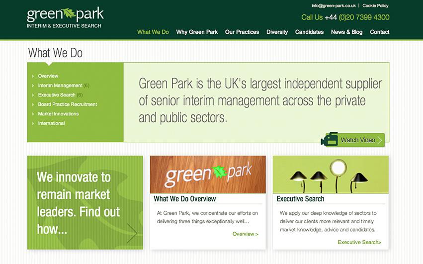 Green Park Hub