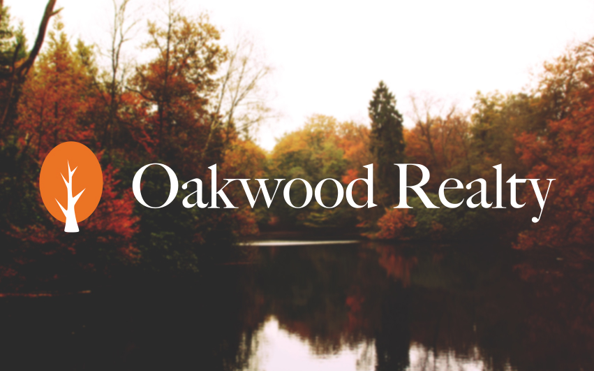 Oakwood Realty Branding