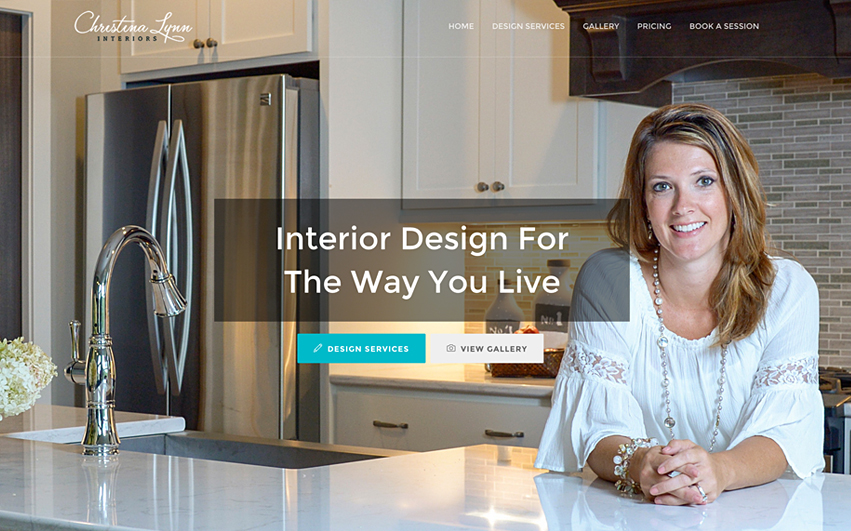 Christina Lynn Interiors Homepage