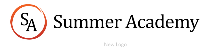 Summer Academy New Logo