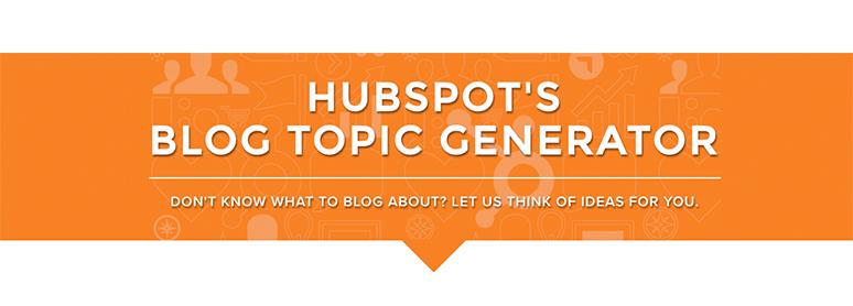 hubspot free marketing tool