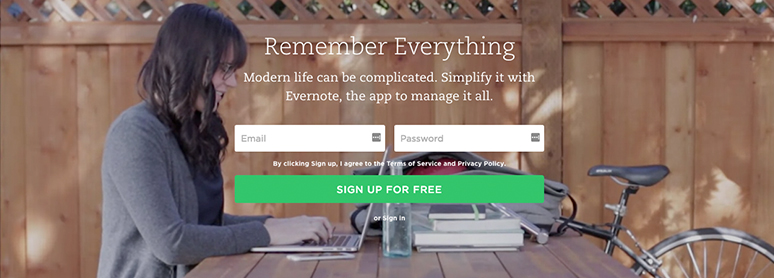 evernote best free tool
