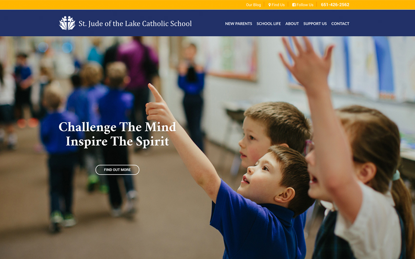 St Jude Homepage