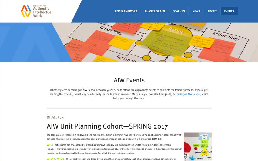 AIW Events