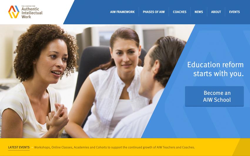 AIW Homepage