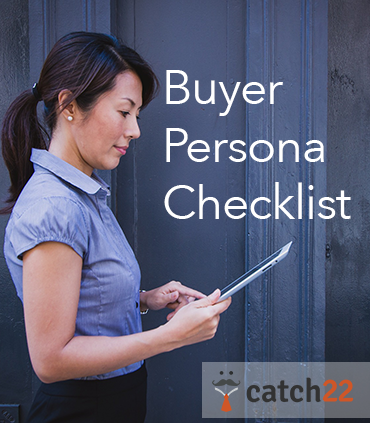 buyer persona checklist
